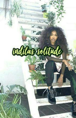 Indila's Solitude  by bbygyalsuoh