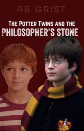 The Potter Twins by Rgbuckholt