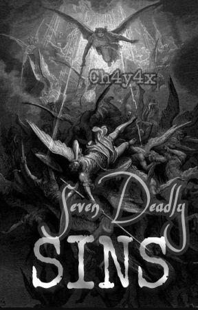 Seven Deadly Sins by Ch4y4x