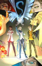 Rivals (A Pokémon GO Story) (HOLD) by L0VINGTH3C0LD