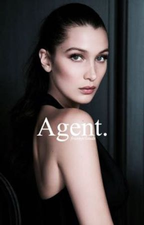 Agent (H.S) by frannyclouds