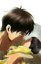 "Ereri Mpreg ""Our New Beginning"" by Platypus_Fan"