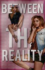 between the reality → multifandom gif series by cuteweirdos