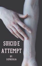 Попытка суицида by depressija