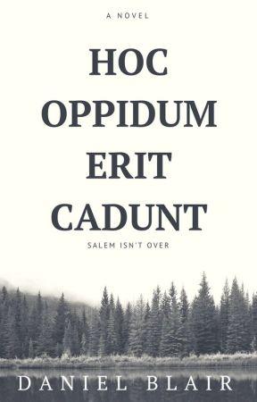 Hoc Oppidum Erit Cadunt (This Town Will Fall) by DanielBlair2020