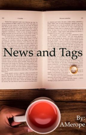 News and Tags by AMerope