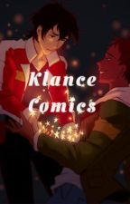 Klance comic by ItAmy764