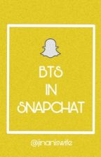 ▲ BTS IN SNAPCHAT ▲ by jinaniswife