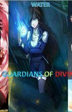 HAKUOKI: THE GUARDIANS OF DIVINITY.      :)The devil's fate  by blueroselianasaito