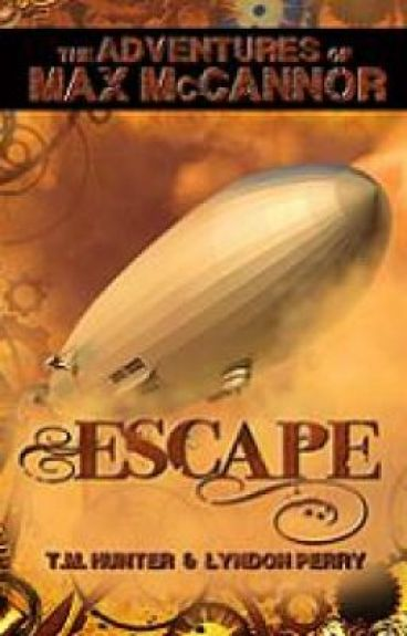 Escape - The Adventures of Max McCannor #1 by astonwest