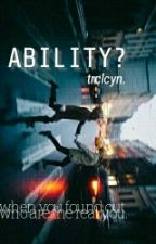 Ability? by tircalcyone