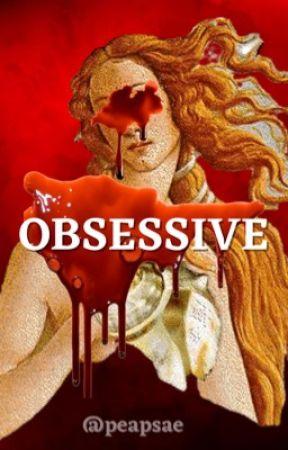 obsessive • 강박적인 | pjm × jjk [finished]  by peapsae