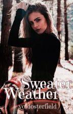 Sweater Weather ✗  Bradley Baker by -voidosterfield