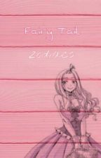 Fairy Tail Zodiacs by -JamieCoffeeLover-