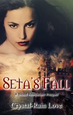 Seta's Fall by CrystalrainLove