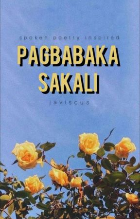 Pagbabaka Sakali by janavoo_