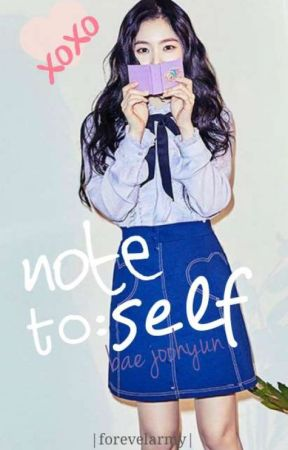 note to self | vrene by forevelarmy