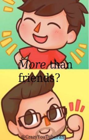 More than friends? 〈 Albertsstuff x Jake 〉 by YoutubeCrazyFan
