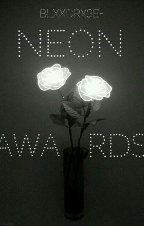 The Neon Awards by osirxarxse-