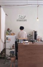 trap | ahnwoong by INTIMATESOPE