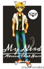 My Nerd Adrien/Chat Noir x reader by onlyournormalfangirl