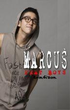 Frat Boys - Marcus the Dean's Lister by erindizon