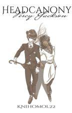 Headcanony Percy Jackson  by Knihomol22