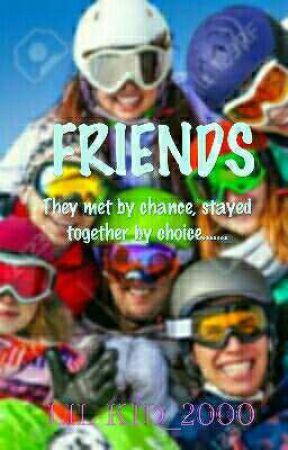 FRIENDS by LIL-KID_2000