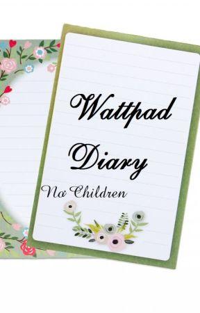 Nhật ký Wattpad - Nơ Children by bichphuong1998