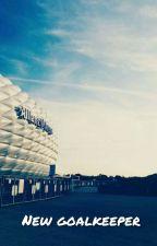 New Goalkeeper || M. N. by Pilkareczka1313