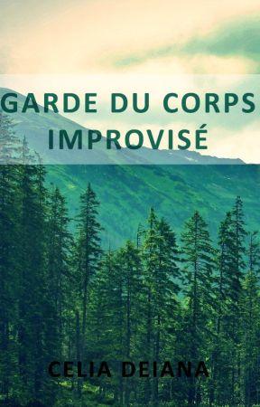 Garde du Corps Improvisé by CliaDeiana