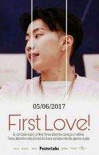 First Love •Jay Park• by Gabi_Yoongi