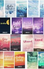 Jonaxx Wattpad Stories by EagerKeen