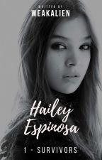 Hailey Espinosa [twd] by weakalien