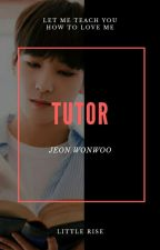 | C | Tutor | Jeon Wonwoo by littlerise
