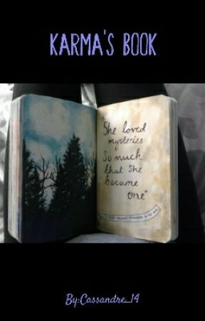 Karma's book by Sury-Cat