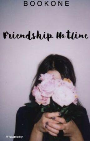 Friendship Hotline  by httpsadflower