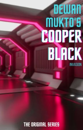 CooperBlack Invasion by muktodboss