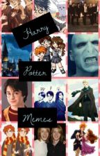 Harry Potter memes by luciahc3002
