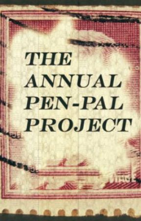 The Annual Pen Pal Project by 7Friday