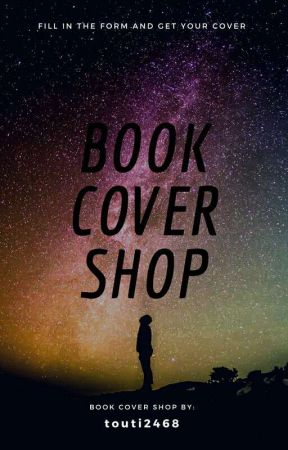 Book Cover Shop [CLOSED] by touti2468