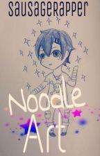 Noodle Art~ {Zeichnungen mal anders} by SausageRapper