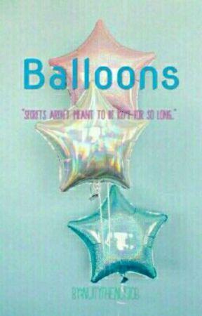 Balloons by TAWardojo_Writes
