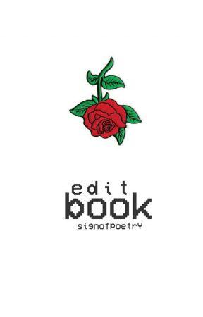 Edit ℬook by signofpoetry