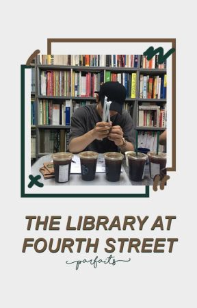 library at fourth street • chanbaek au by parfaits