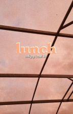 lunch | mark lee by wutkpop