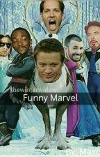 Marvel by Max_Maxblue