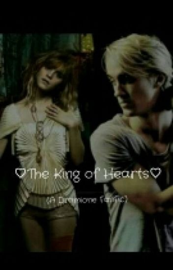 #Wattys2016 The King of Hearts (A Dramione FanFic)
