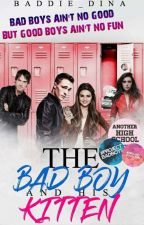 The Bad Boy And His Kitten by Baddie_Dina