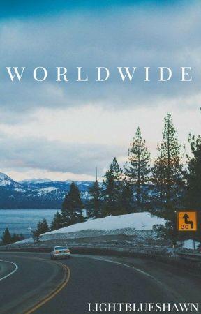 Worldwide || Shawn Mendes by lightblueshawn
